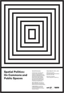 150506 Poster Spacial Politics A2
